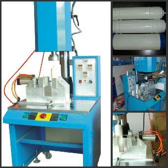 pe,pp,尼龙,pom,pbt等球型,管子,机油,汽油滤的旋转摩擦焊接,    生产