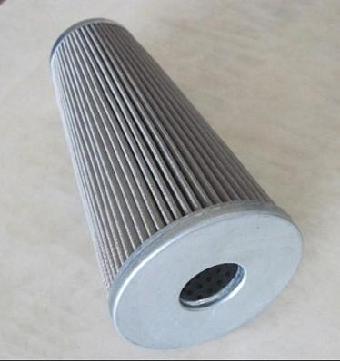 锥形不锈钢网液压油滤芯图片