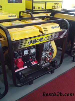 三相发电机_5kw小型柴油发电机