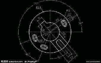 嘉定学CAD好嘉定代表CAD制图培训16100图纸上啊意思什么机械图片