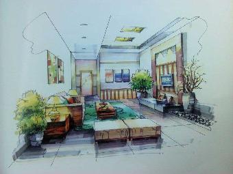 宁波室内手绘培训名师成就辉煌人生