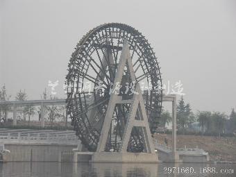 水车/联系我时请说明来自志趣网,谢谢! 关键字:黄河水车木制水车景观...