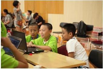 适合少儿的培训课程哪里有Scratch软件培训