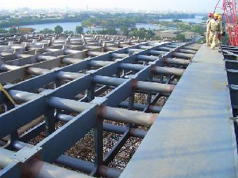北京钢结构夹层 制作