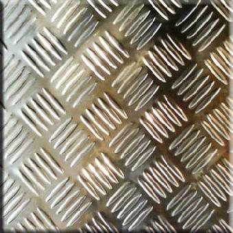 供应304不锈钢花纹板 佛山-防滑不锈钢板