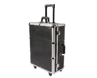 铝合金拉杆箱的内外结构和材料决定了铝合金拉杆箱的