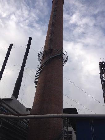联通信号塔安装