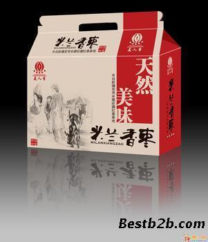 食品纸箱-周口专业纸箱订做 樱桃鲜盒大规模生产!