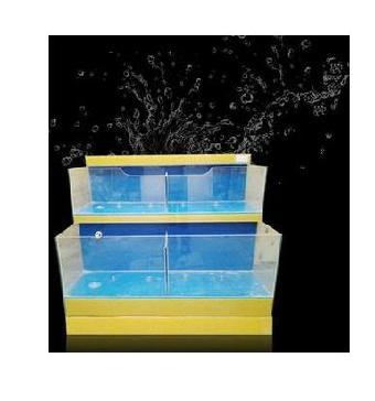 小型海鲜池图片