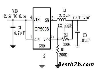 电路 电路图 电子 原理图 332_250