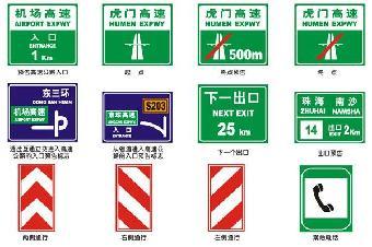 兰州道路指示牌,圆牌,方牌,专业制作,价格最优图片
